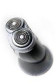 blanc de rasoir de fond Image stock