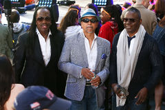 Blanc de Verdine, Ralph Johnson, Philip Bailey Image libre de droits