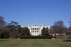 blanc de Washington de maison de C.C image libre de droits