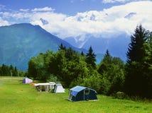 Blanc di Mont Fotografia Stock