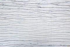 Blanc en bois de fond Photographie stock