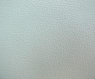 blanc en cuir de texture Images libres de droits