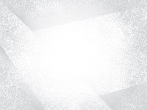 Blanc et Grey Vector Background illustration stock