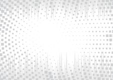 Blanc et Grey Vector Background Image stock