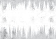 Blanc et Grey Vector Background Photo stock