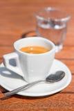 blanc frais de bac de café image libre de droits