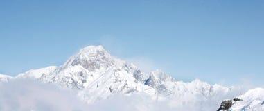 blanc mont Obraz Royalty Free
