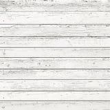 Blanc, texture en bois grise de mur, vieux pin peint Photo libre de droits
