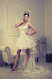 blanc wedding Image libre de droits