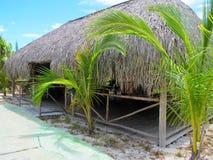 blanca cayo Cuba largo playa kurort Fotografia Royalty Free