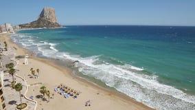 Blanca de côte, Espagne clips vidéos