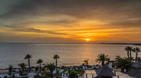 Blanca de Playa photos libres de droits