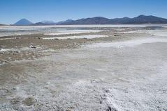BLANCA delle saline di Laguna immagini stock libere da diritti