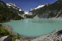 Blanca jezioro, Waszyngton, usa Obraz Royalty Free