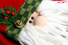 Blanca Navidad 0. Christmas details and objects of various nature Stock Image