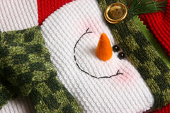 Blanca Navidad 04. Christmas details and objects of various nature Stock Photos