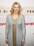 Blanchett de Cate Images libres de droits