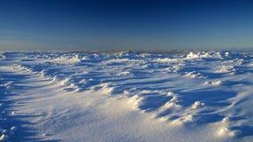Blancheur en montagnes géantes/Karkonosze Photos libres de droits