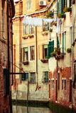 Blanchisserie de Venise photos stock