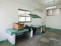 Blanchisserie en Jing-Mei Human Rights Memorial et parc culturel Photographie stock