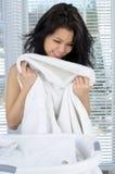 Blanchisserie fraîche photos libres de droits
