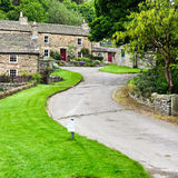 Blanchland cottages Stock Photography