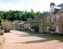Blanchland Northumberland Regno Unito Fotografia Stock