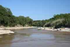 blanco река Стоковые Фото