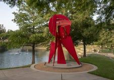 `-Blanco #17 ` av Mac Whitney, Frisco, Texas Royaltyfria Foton