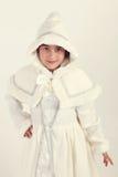 Blanco como la nieve Imagen de archivo libre de regalías