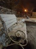 Blanco de la noche Imagen de archivo libre de regalías