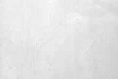 Blanco del muro de cemento Imagenes de archivo