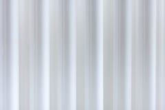 Blanco en el modelo vertical blanco Foto de archivo libre de regalías