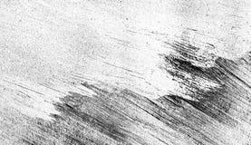 Blanco - extracto negro Fotos de archivo