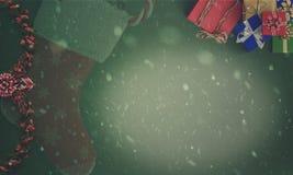 Blanco julkort Fotografering för Bildbyråer