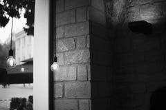 Blanco negro Fotografía de archivo libre de regalías