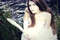 Blanco Nimia #2 Foto de Stock
