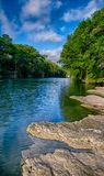 Blanco River royalty free stock images