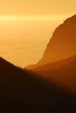 Blanco Sunset Stock Photo