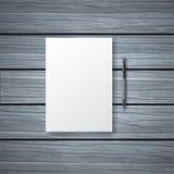 Blanco vacie Fotografía de archivo libre de regalías