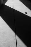 Blanco y negro Fotografía de archivo