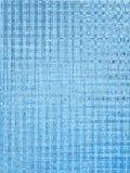 Blanco y negro azul Foto de archivo libre de regalías