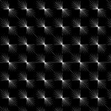 Blanco y negro en fondo Foto de archivo