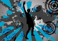 Blancos de Grunge Imagen de archivo libre de regalías