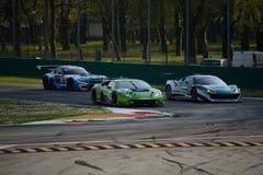 Blancpain Endurance Series 2015 race at Monza Stock Photography