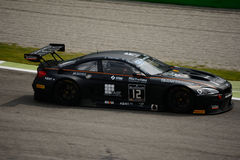 Blancpain GT serie BMW M6 ściga się przy Monza Zdjęcia Stock