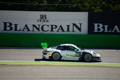2017 Blancpain GT serie Porsche 911 GT3 R przy Monza Zdjęcie Stock