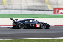 Blancpain GT serier sprintar koppen Royaltyfri Fotografi
