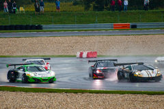 Blancpain GT Series Stock Images