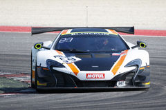 Blancpain GT Series Sprint Cup Stock Image